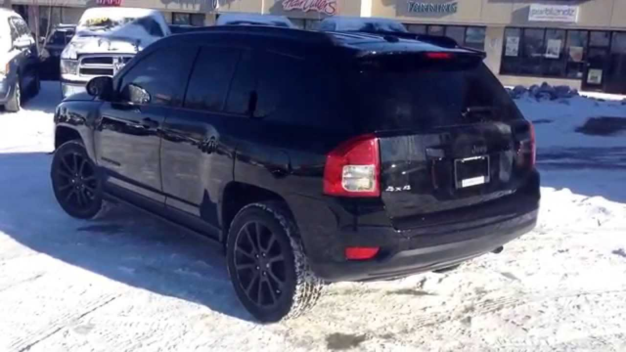 For Danielle, 2013 Jeep Compass Black Edition by Aaron ...