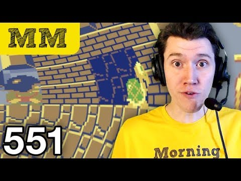 """Morning Mario #551 - """"The Planet of the Koopas"""""""