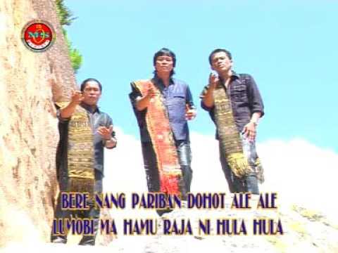 Trio Santana - Gokhon Dohot Jou-Jou (Official Lyric Video)