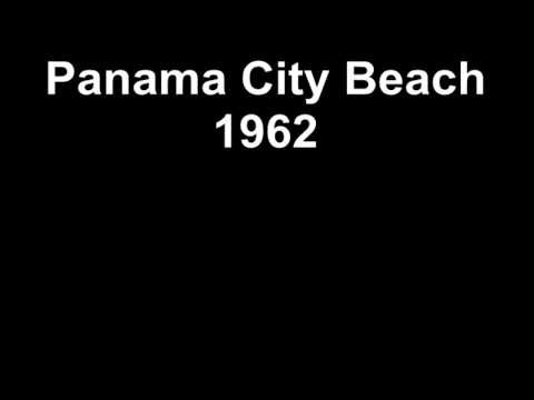 Von Roll Sky Ride on Panama City Beach, Florida in 1962