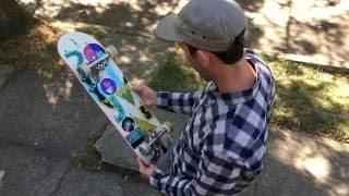 Polyvinyl / Girl / Jesse LeDoux Skateboard