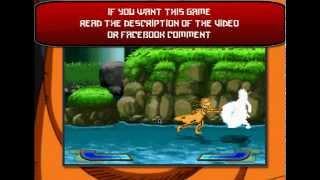 Naruto Mugen : The 4th Great Ninja War Gameplay