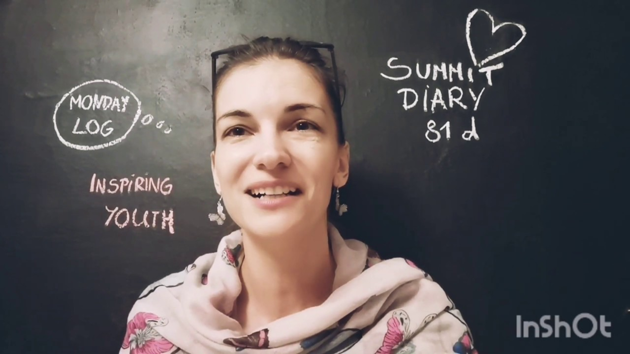 Daily Summit Diary 81 days left
