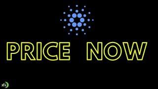 CARDANO (ADA) PRICE PREDICTION (NOW!!)