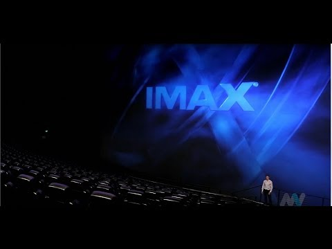 Watch How an IMAX Theater aim Enhanced