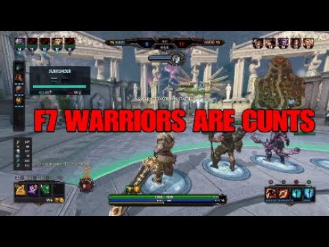 Smite poor matchmaking
