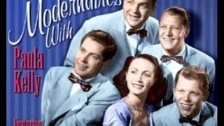 Juke Box Saturday Night by The Modernaires & Paula Kelly on 1946 Columbia 78.