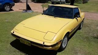 RX7 Mazda Series 3 1985 Electric (FOR SALE)   Part 1
