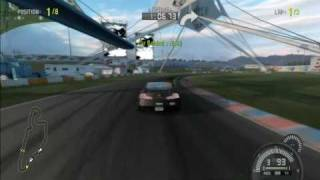 Need for speed pro street ati 4670 512mb maxed out 1920x1080 test sound
