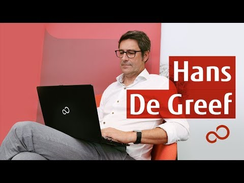 #BeProud - Hans, Solution Architect