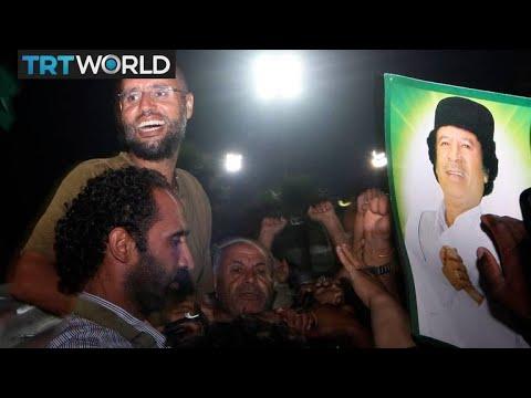 Gaddafi's presidential bid, Trump's war on drug dealers, and Palestinians say #WeExist in Lebanon