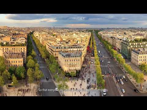 La terrasse de l'Arc de triomphe devient accessible à tous