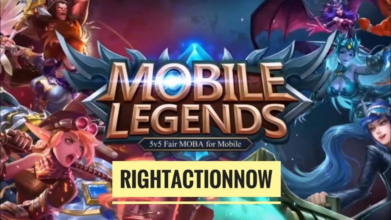 АПАЕМ МИФА Mobile Legends;)