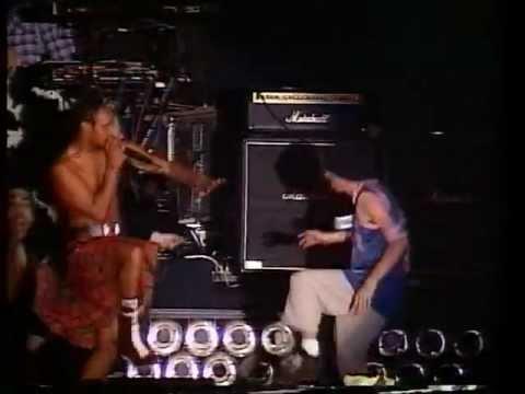 Prodigy live @ T festival, Skopje 9/12/1995