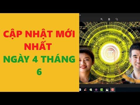 Pi network cập nhật mới nhất 4 tháng 6- achi kiếm tiền online