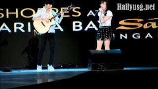 [HallyuSG] Rolling In The Deep - Megan Lee and Sungha Jung (Men