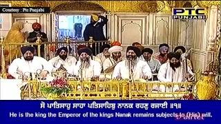 Bhai Ravinder Singh Ji At Sodar Chowki 26-Sep-2018   