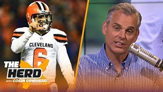 Colin Cowherd lists who he believes are the NFL's 10 best fan bases | NFL | THE HERD