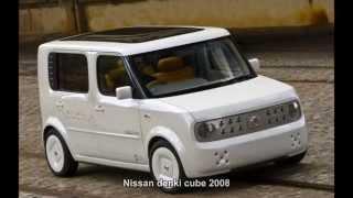 #3292. Nissan denki cube 2008 (Prototype Car)