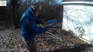 Dollar Delight: Wood Saw (SJCAM SJ4000)