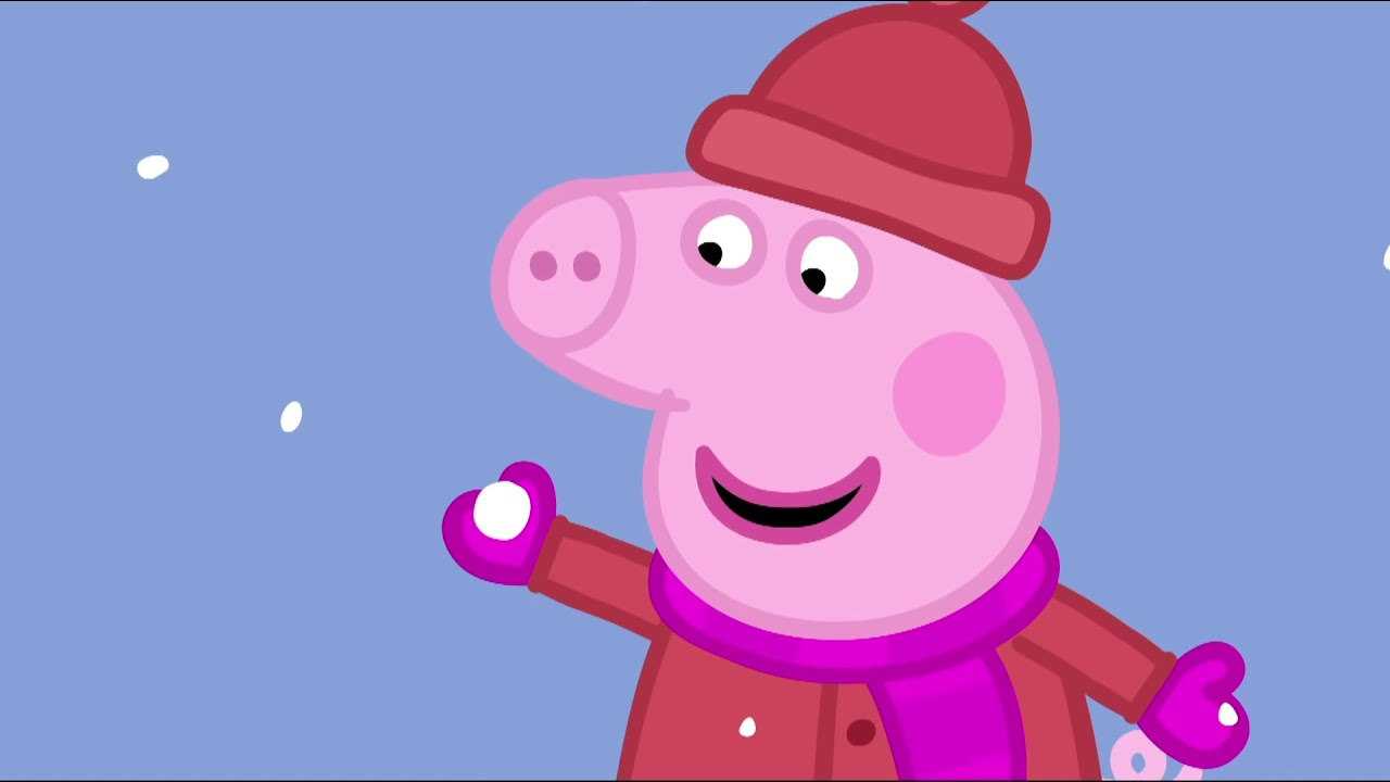 Peppa Pig Christmas.Peppa Pig Official Channel Merry Christmas Peppa Pig Christmas