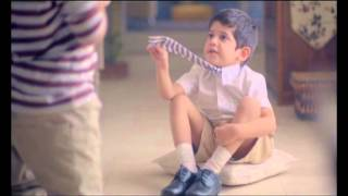 Sunfeast Dream Cream Butterscotch Zing - Brothers TVC