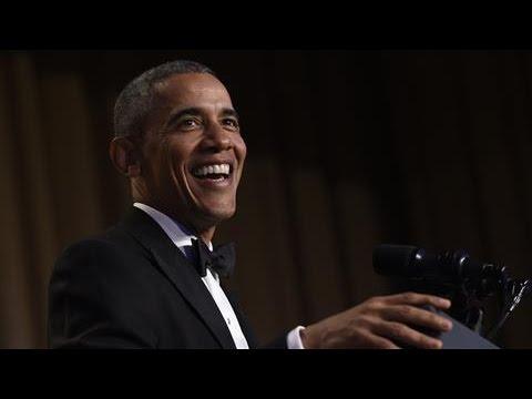 White House Correspondents' Dinner: Highlights from President Obama's Speech