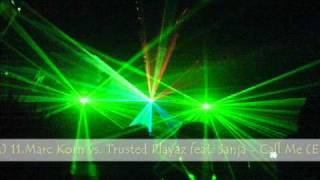 Euro Trance Techno Non-Stop Party Dance Disc 6