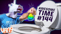 Unicorn Poo, Giant Rock Candy, Stupid Science, & More! | A.T. #144