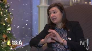 Barbara Mangiacavalli - FACCIA A FACCIA - Speciale Interviste