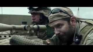 Американский снайпер 2015 Трейлер русский