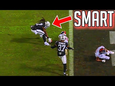 Smartest Plays In Football History || HD Part 4
