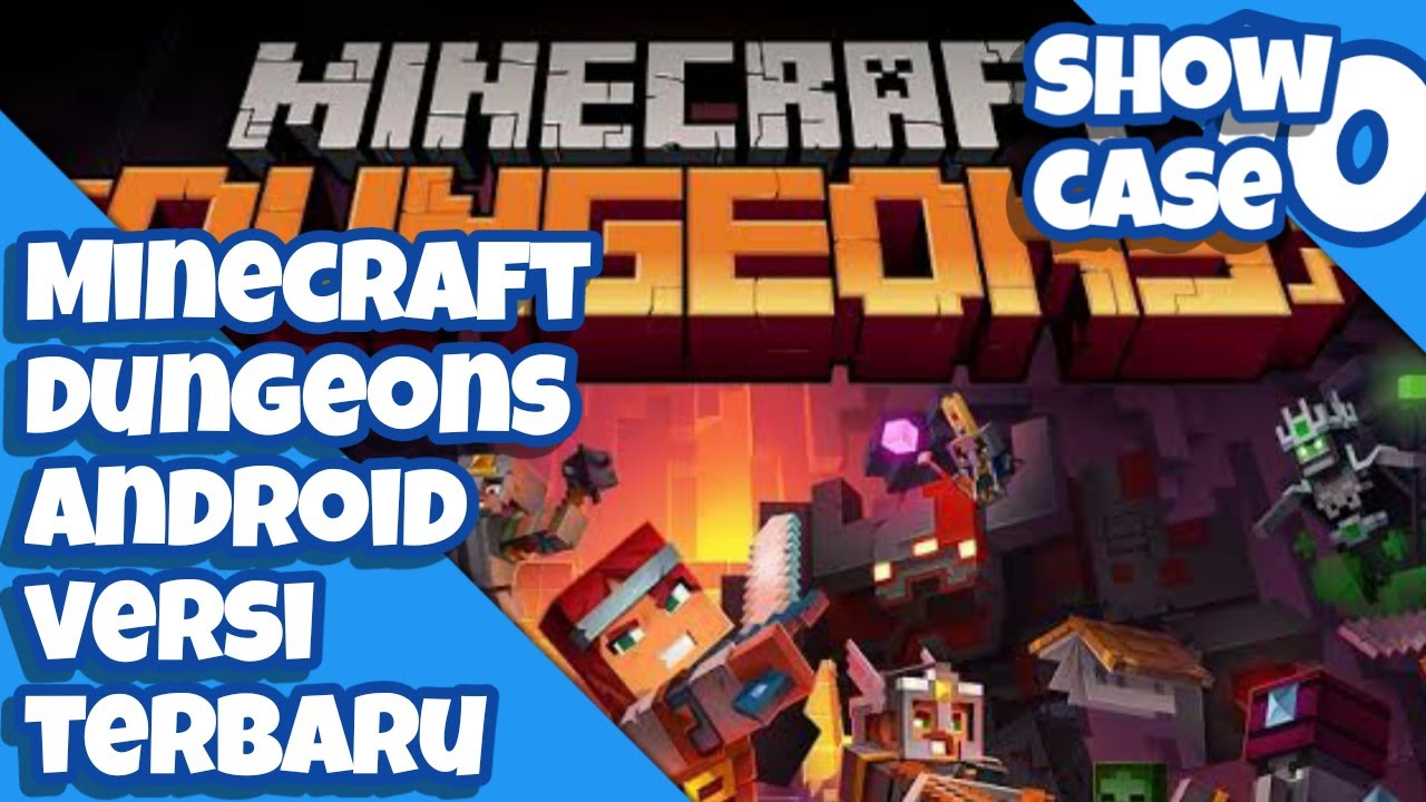 Minecraft dungeons android