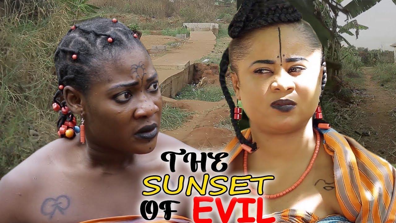 Download THE SUNSET OF EVIL SEASON 1&2 FULL MOVIE - MERCY JOHNSON 2021 LATEST NIGERIAN NOLLYWOOD EPIC MOVIE