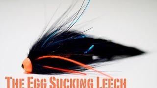 Fly Tying Egg Sucking Leech Tubefly