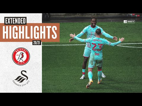 Bristol City Swansea Goals And Highlights