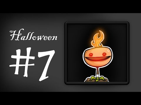 HALLOWEEN HORRORS IN UNITY - Torched Pumpkin - #7
