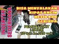 MERAKIT INVERTER RAKITAN SETARA HARGA JUTAAN // SANGAT MUDAH DAN SEDERHANA