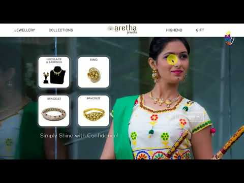Exclusive Jewellery for Garba by Aretha Jewels| Theme Based Jewellery Collection