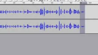 How to Edit Audio Using Audacity (Simple Editing)