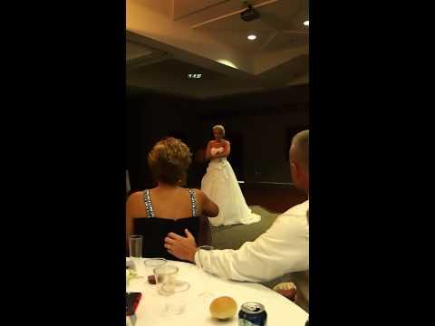 Mama's Song - Carrie Underwood ASL Sign Language - Kayla Schanou Wedding