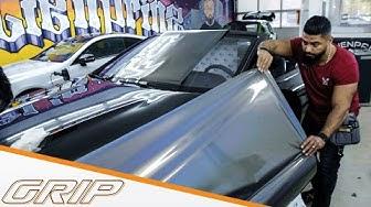 S63 AMG von Rapper Eno I GRIP