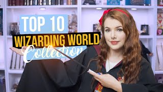 TOP 10 WIZARDING WORLD COLLECTION