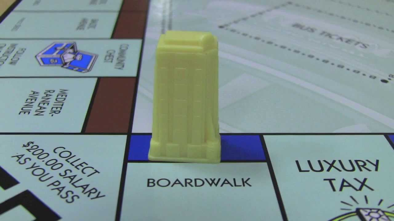 Missys product reviews: monopoly mega edition from winning moves.