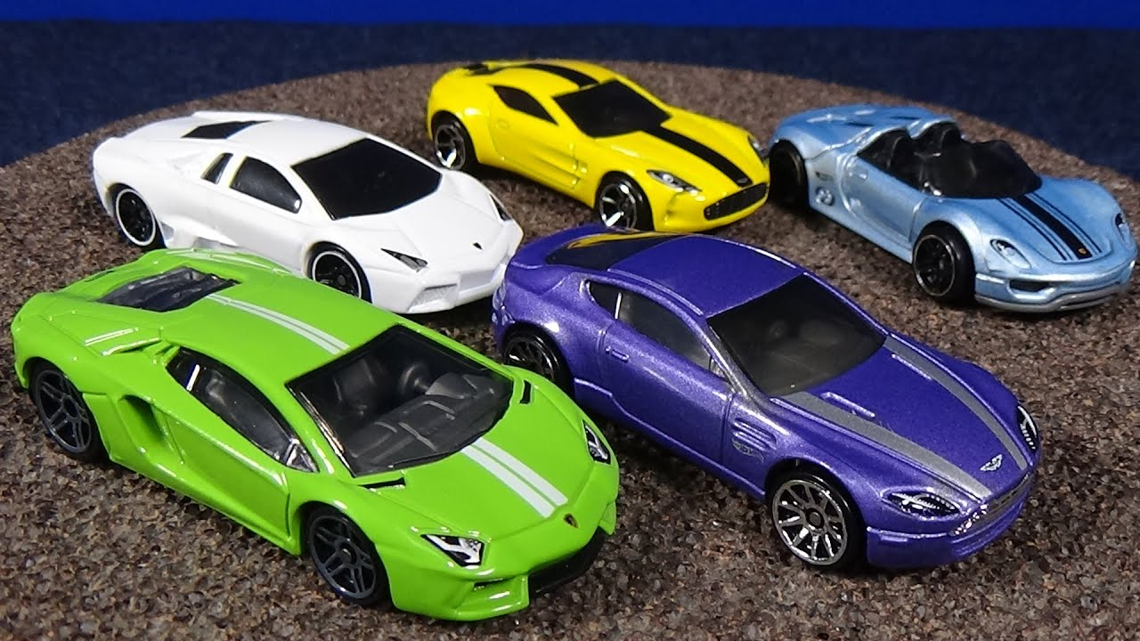 Exotic Cars Wallpaper Pack 2014 Hw Exotics 5 Pack With Lamborghini Porsche And