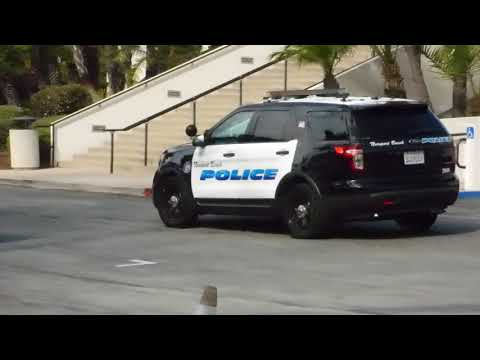 """Newport Beach Police & Fire Dept. ( FIREMAN SAYS """"COME HERE"""" )  Lol Dont Think So, 1st Amend Audit"""