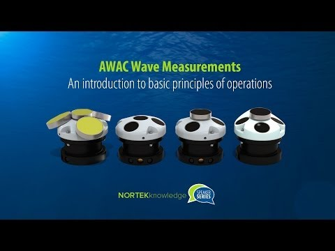 NortekKnowledge Speaker Series webinar - Wave Measurements with the Nortek AWAC
