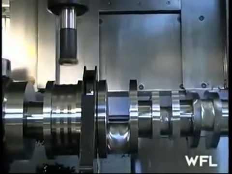 How a camshaft is made