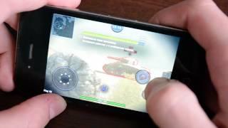 Wot Blitz на iPhone 4. Краткий тест производительности