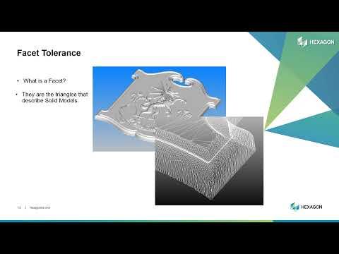 ALPHACAM Tech Tip - Drawing and Machining Precision